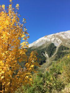 Осень в Швейцарии