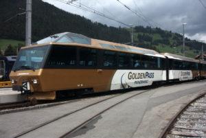 Обширная и дорогая система общественного транспорта Швейцарии